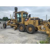 Quality 5 shanks ripper Used CAT 140H Motor Grader Caterpillar 3306 Engine for sale