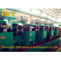 Quality 1.6M/S Copper Wire Rod Rolling Mill Machine Touch Screen Display Operation for sale