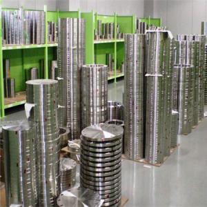 China DIN Und EN 1092-1 Large Diameter Steel Flanges Carbon Steel / Stainless Steel Material on sale