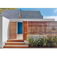 Quality Artificial Hardboard Decorative Wall Panels For Garden Outdoor Decoration for sale