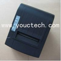 China 80mm autocutter thermal receipt printer wifi serial usb interface 230mm/s print speed on sale