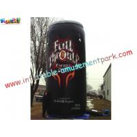 Custom made Small Advertising Inflatables Can made of Nylon 3 to 8 Meter high