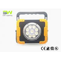 Quality 9x3W Rechargeable LED Work Light with Rotatable And Magnetic Stand for sale