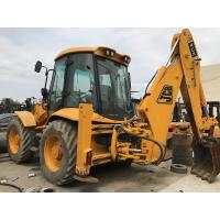 Quality 2014 Year Used JCB 4CX Backhoe Loader 100hp Engine Power 4 Wheel Driving for sale
