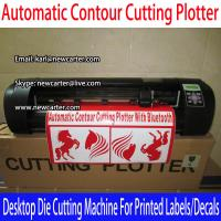 China Vinyl Sign Cutter With ARMS Automatic Contour Cutting Plotter A3 Die Cutting Plotter Decal on sale