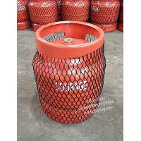 China Small Camping Gas Cylinders 3kg 7.2l Low Pressure Refilled Lp Gas Tank on sale