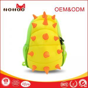 China 3D Print cute waterproof backpack childrens hiking backpack BIG Capacity on sale