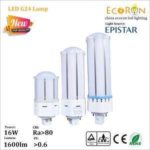 Quality G24 G23 E27 LED PL corn bulb 4 - 30W for sale
