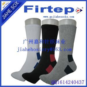 China new fashion sports sock customized socks factory on sale