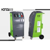 Quality Semi Automatic Car AC Recovery Machine , Vacuum Speed 7200L / Hour for sale