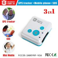 China Gps child trackers, Hidden Listening Device, 2-way Communication Device samartphone on sale