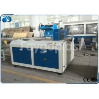 China Twin Screw Plastic Profile Production Line For PVC / WPC Door & Window Material on sale