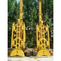 Quality 600mm hydraulic diaphragm wall grabs bauer type used on bauer drilling rig for sale
