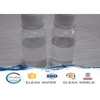 Buy A/B Agent clear liquid with light blue Coagulant for paint fog Recirculating water flocculant Textile printer Flocculant at wholesale prices