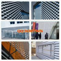 Quality Anodic Oxidation Expanded Metal Mesh curtain wall mesh for sale