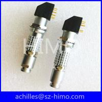 Quality EXG.1B.304.HLN 4 pin solder pin lemo pcb cross connector for sale