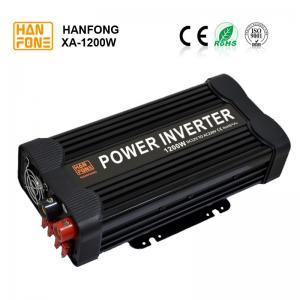 China 12V 24V Dc to 110V 220V Ac Power Inverters XA1200w Modified Sine Wave Solar Manufacturer OEM for home solar power system on sale