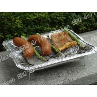 Quality mini bbq instant disposable grill for sale