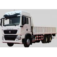 25 Tons Commercial Integral Bumper Cargo Truck for Transporting Goods