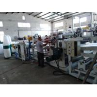 Quality Frosted Parlicarbonate PMMA GPPS Diffusion Sheet Extrusion Machinery for sale