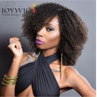 China 2016 Joywigs Cheap Wig 14 Natural Color 150% Density Machine Made None Lace Wig on sale