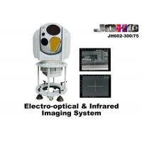Quality JH602-300/75 Multi-sensor Electro-optical Infrared (EO/IR) Tracking System With Cooled HgCdTe FPA for sale