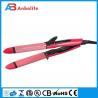 Buy cheap 2 in 1 hair straightener hair curler from wholesalers