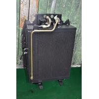 China Vacuum Brazed Aluminum heavy duty radiator air cooler with bar plate heat exchanger design on sale