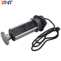 Buy Smart Universal Pop Up Counter Outlet With USB Charger at wholesale prices