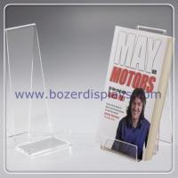 China Acrylic Tabletop Recipe Book Stand for Reading on sale