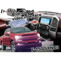 Quality Ford F-150 SYNC 3 Automotive Gps Navigation With Android 5.1 WIFI BT Map Google apps for sale