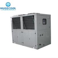 Quality Semi Hermetic Cold Room Condensing Unit Bitzer Refrigeration Fast Installation for sale