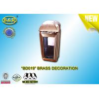 Buy cheap Ref.BD019 brass lantern tombstone decoration material copper alloy size 12*12*23 cm product
