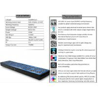 Quality Indoor greenhouse 600W LED Grow Light 3W Full Spectrum for Hydroponic Plant for sale
