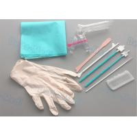 Buy cheap Non Toxic Medical Grade Gyn Kit , Gynecological Examination Small Surgery Kit from wholesalers