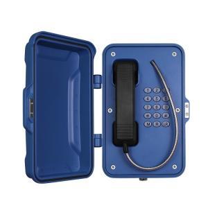 Buy cheap IP67 Outdoor Industrial Waterproof Telephone Tunnel Emergency Phone from wholesalers