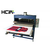 Quality Low Noise Heat Transfer Machine Fabric Flatbed Digital Heat Press Machine for sale