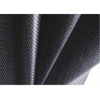 Quality PP Black Woven Geotextile , Soil Stabilization Fabric For Suppressing Weed for sale