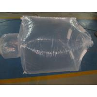 Buy cheap Safe Big Square Bottom Bulk Bag Liner Tube Liner For Outer PP FIBC Bag product