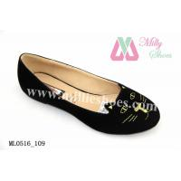 Quality Women shoes for 2014 and hot selling flat shoes for sale