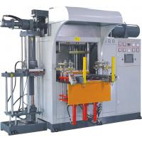 China PLC Control Horizontal Rubber Injection Molding Machine For Car Accessory Macking on sale