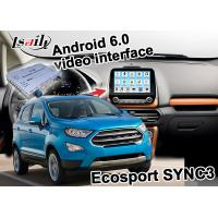 Quality Ford Ecosport SYNC 3 Vehicle Navigation System video interface based on Android for sale