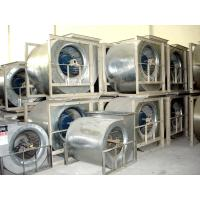 Lower Noise Centrifugal Fan With Motor Of Spray Booth
