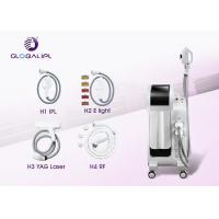 China Painless Multifunction Beauty Equipment For Men , IPL Skin Rejuvenation Machine on sale