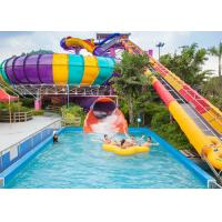 Buy cheap High Quality Best Quality Water Slide Space Bowls Slide Huge Slide from wholesalers