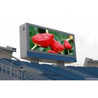 China Alabama outdoor led signs on sale