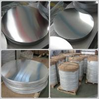 Quality Non-stick Painting 1100 1060  1050 3003 Aluminium Circle for Cookware 200 - 1000mm Dia for sale