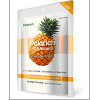Quality top popular pineapple crisps snack food for sale