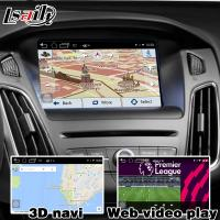 Buy Ford Focus SYNC 3 Car Navigation Box , Simple Gps Navigation For Car at wholesale prices