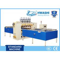 China High Reliability Refrigerating Condenser Welding Machine 0.8Mpa Rated Bleed Pressure on sale